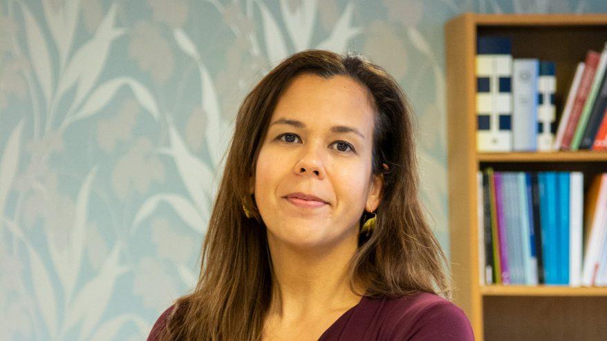 Amira Malik Miller, påverkanschef på Islamic Relief