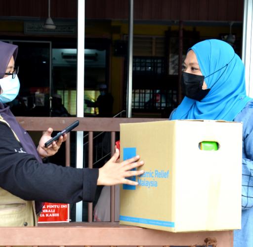 Islamic Relief Malaysia Ramadan