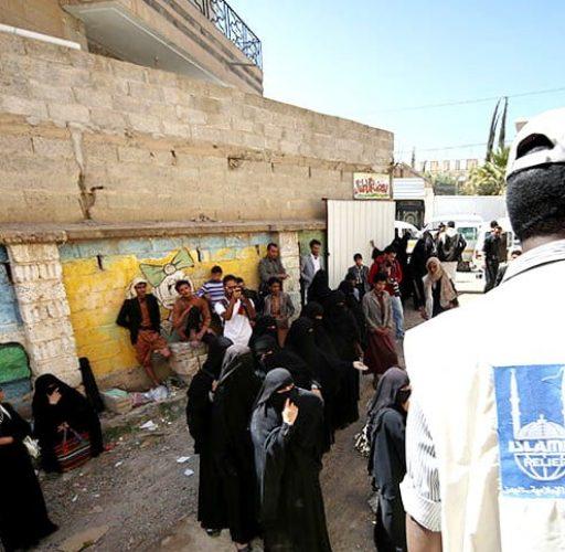 Islamic Relief i Jemen