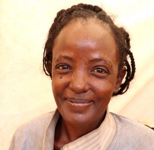 Mulu från Tigray har sökt skydd i Sudan