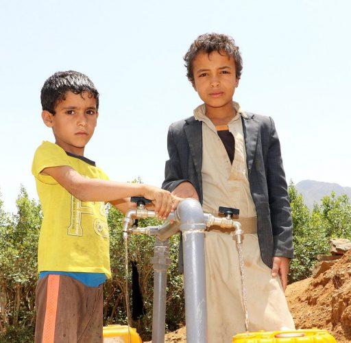 Islamic Relief når ut i majoriteten av Jemens provinser. oriteten av